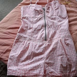 Shorts romper